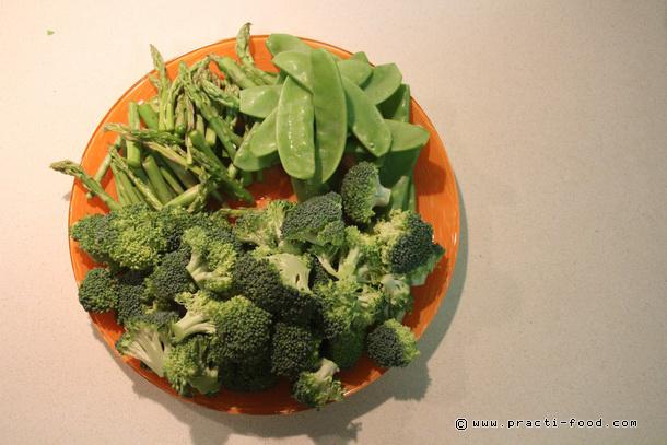 פסטת ירוקים חורפית
