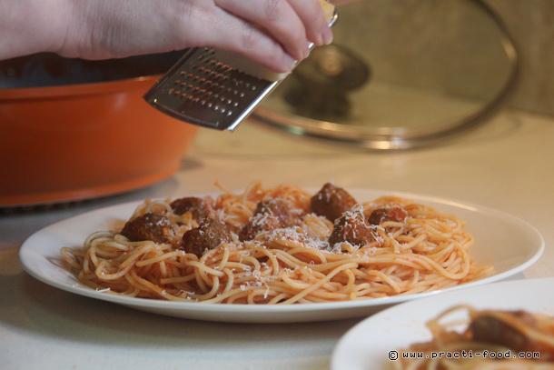 ספגטי ומיטבולס